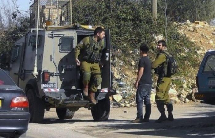 فلسطين   قوات الاحتلال تعتقل خمسة مواطنين من الضفة