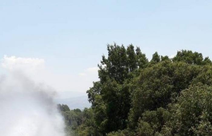 حريق داخل فرن للمناقيش في النخلة-الكورة