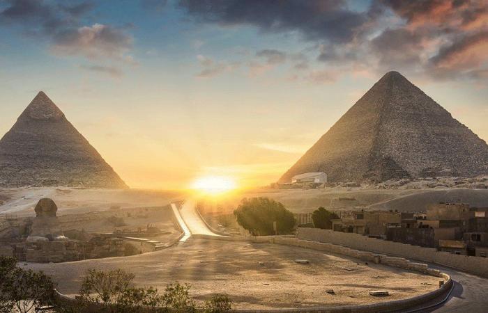 اكتشاف مدينة قديمة تحت مياه الإسكندرية
