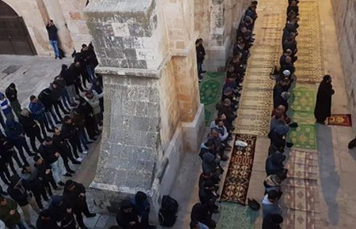 فلسطين   قناة عبرية: إسرائيل تقترح على الأردن حلا بخصوص باب الرحمة