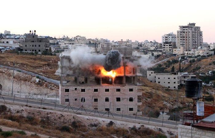 فلسطين | دول أوروبية: الهدم في واد الحمص سابقة خطيرة تقوض بشكل مباشر حل الدولتين