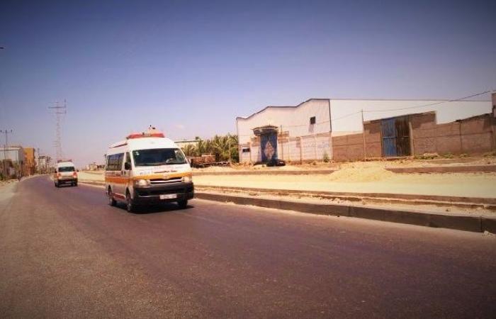 فلسطين   إصابة مواطنة بحادث سير في غزة