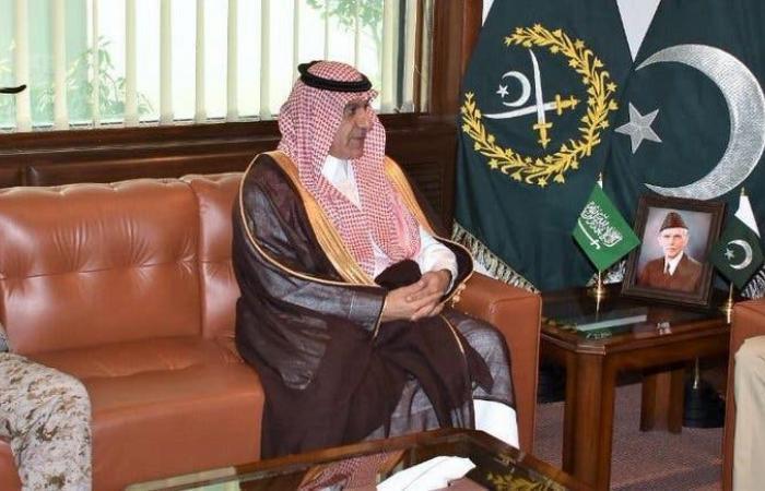 الخليح | الجيش الباكستاني يؤكد مساندته لنظيره السعودي