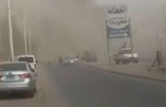 اليمن | 3 قتلى بهجوم صاروخي حوثي استهدف مركز شرطة في عدن