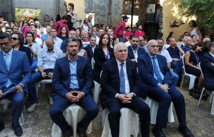 احتفال في الذكرى 124 لانطلاق خط قطار بيروت الشام