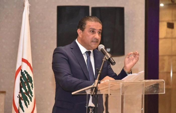 سعد: المطلوب التنفيذ والبدء بضبط المعابر غير الشرعية