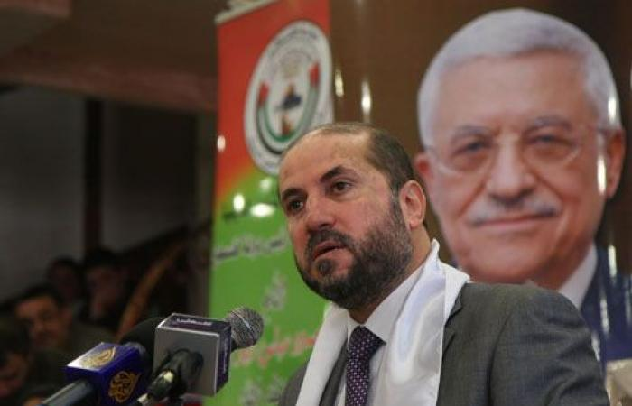 فلسطين   الهباش يتفقد حجاج فلسطين في مكة المكرمة