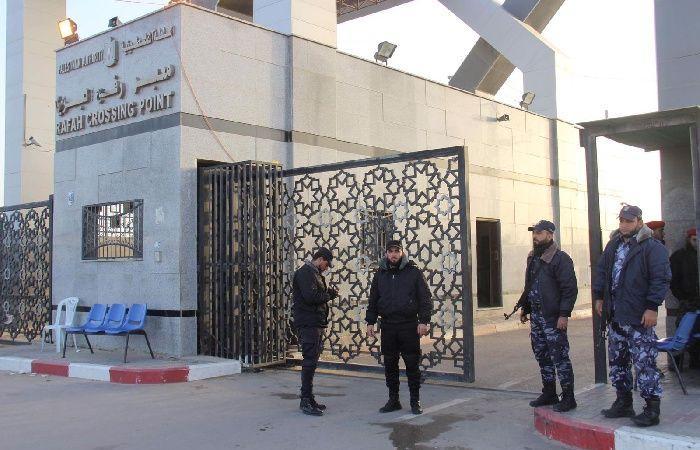 فلسطين   معبر رفح مخصص غدًا لسفر حجاج المكرمة السعودية