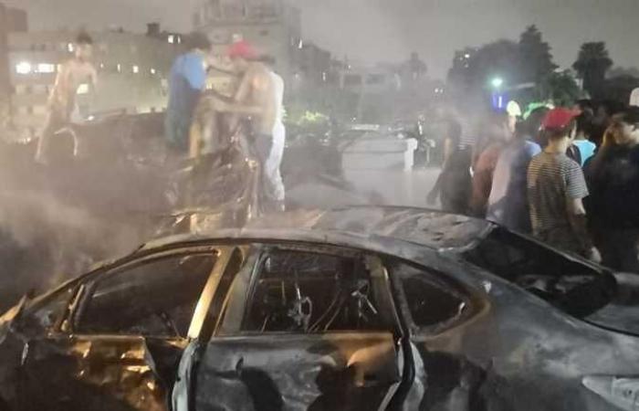 مصر | حادث القاهرة.. إخلاء معهد الأورام من القتلى والمصابين