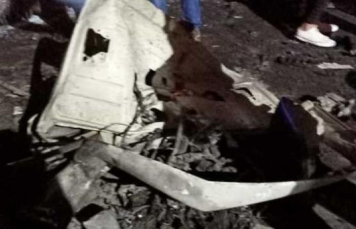 مصر | شاهد لحظة انفجار السيارات بمحيط معهد الأورام في مصر