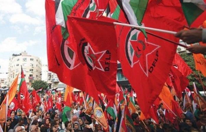 فلسطين | الديمقراطية تدين الهجوم الإرهابي وسط القاهرة وتؤكد تضامنها مع مصر