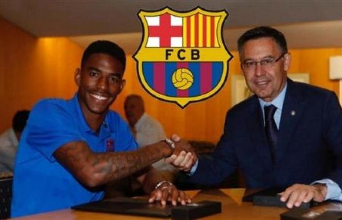 فيربو يتعاقد رسميُّا مع برشلونة