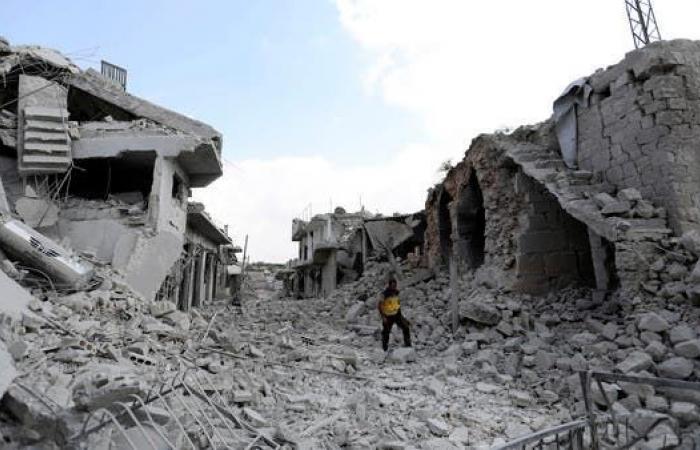 سوريا   قوات الأسد تعلن استئناف العمليات العسكرية في إدلب