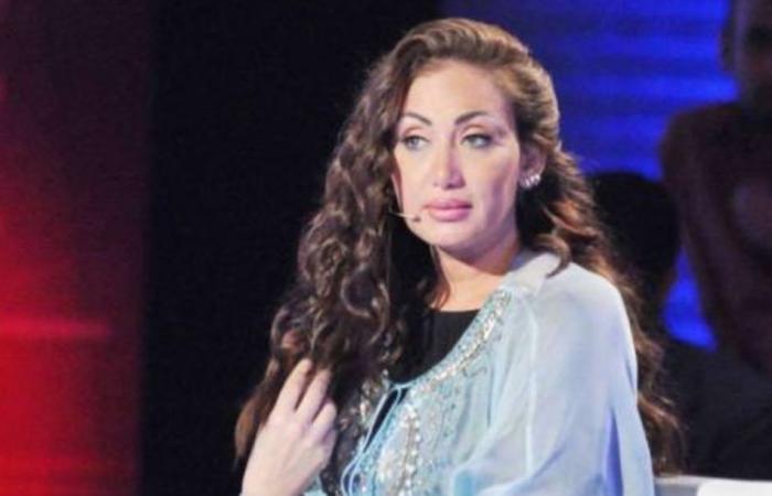 ريهام سعيد تستعرض صورًا صادمة لها في أول ظهور تلفزيوني بعد أزمة مرضها!