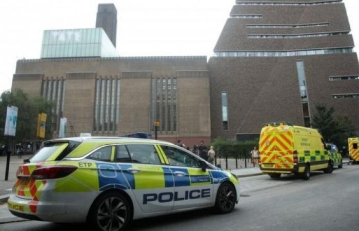طفل في السادسة يلقى من الطابق العاشر بمتحف في لندن