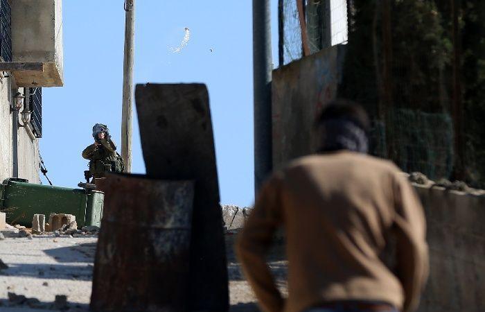 فلسطين   إصابات إثر اعتداء مستوطنين على عوريف جنوب نابلس