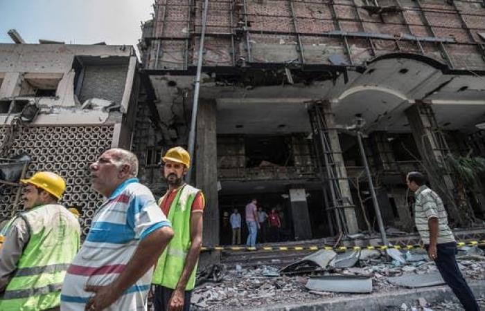 مصر | ارتفاع ضحايا حادث القاهرة إلى 20 قتيلاً و47 مصاباً