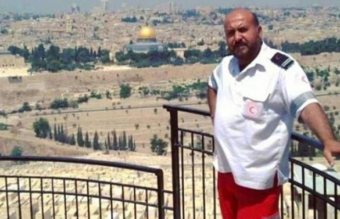 فلسطين | تفاصيل صادمة حول جريمة قتل المسعف حميدات