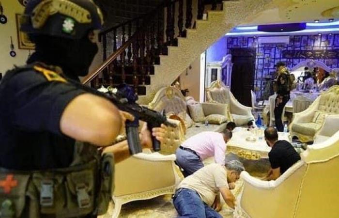 العراق | اعتقال أكبر زعيم مافيا للمخدرات والدعارة في بغداد