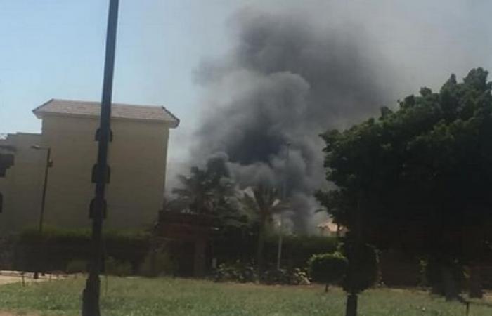 مصر | مصر.. حريق بمدينة للملاهي قرب مدينة الإنتاج الإعلامي