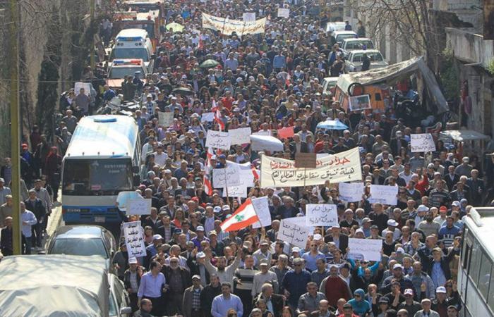 لبنان إلى أين؟!
