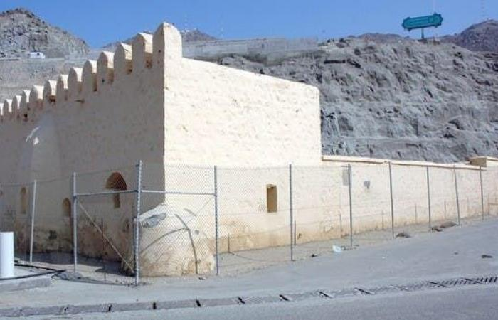 الخليح   مسجد في منى شاهد على أول بيعة في الإسلام وهذه قصته