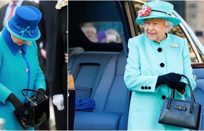 4 حقائق غريبة عن حقيبة يد الملكة إليزابيث!