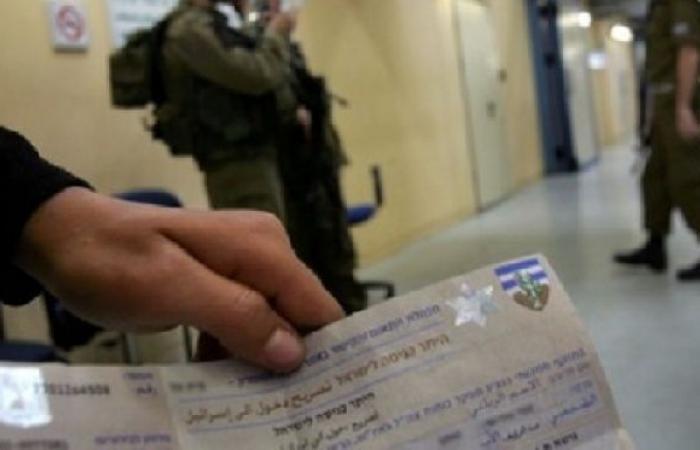 """فلسطين   الاحتلال يعلن عن """"تسهيلات"""" بمناسبة عيد الأضحى"""