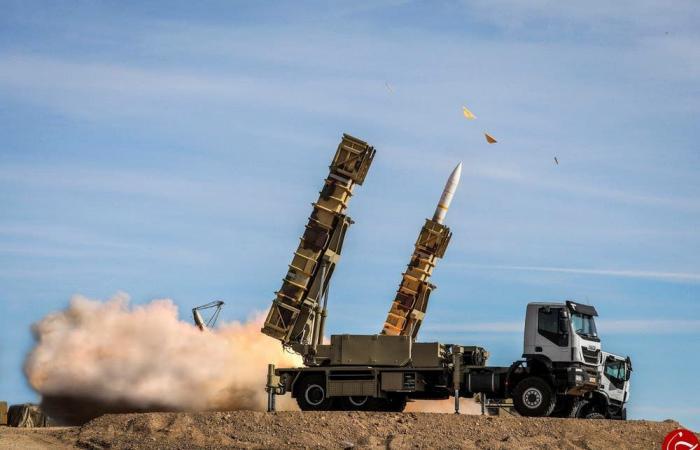 إيران | للمرة الثالثة على التوالي..إيران تدشن نفس المنظومة الصاروخية!