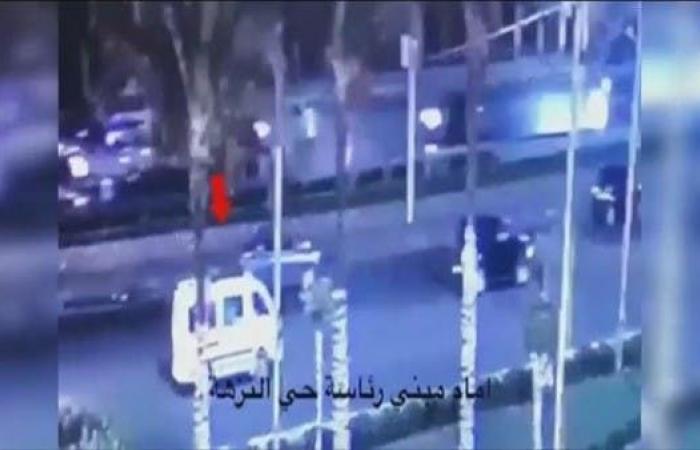 مصر   فيديوهات تكشف تفاصيل حادث تفجير معهد الأورام