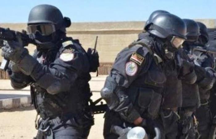 مصر   مقتل إرهابيين في مداهمات للشرطة المصرية في الفيوم