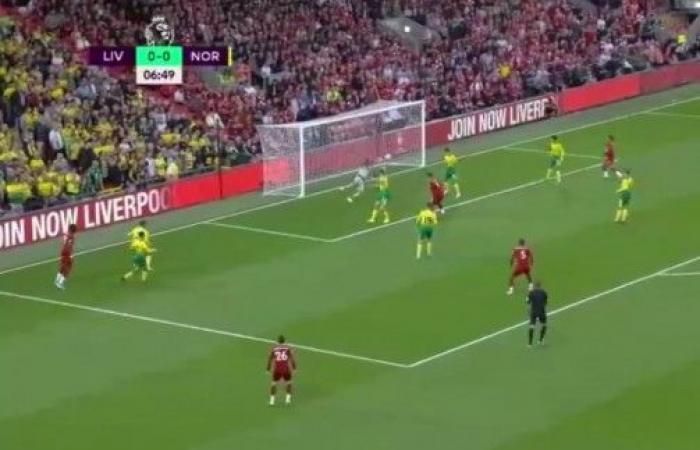 مباراة ليفربول ونورويتش سيتي – تغطية مباشرة