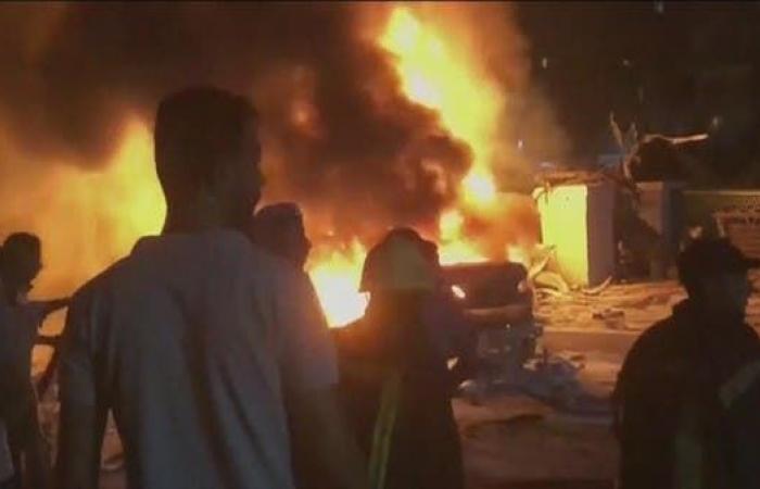 مصر   مصر.. ارتفاع عدد ضحايا انفجار معهد الأورام إلى 23 قتيلاً