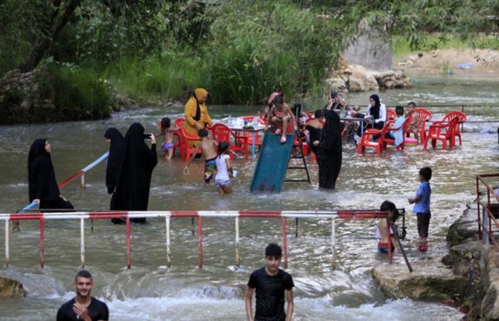 """السباحة في الليطاني على مسؤولية """"السبّيحة"""""""