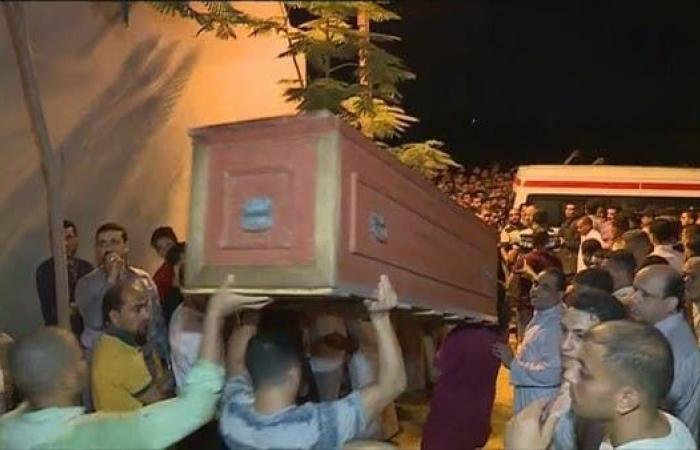 مصر | عروس تفجير معهد الأورام: تعرفت على جثة أمي من شعرها