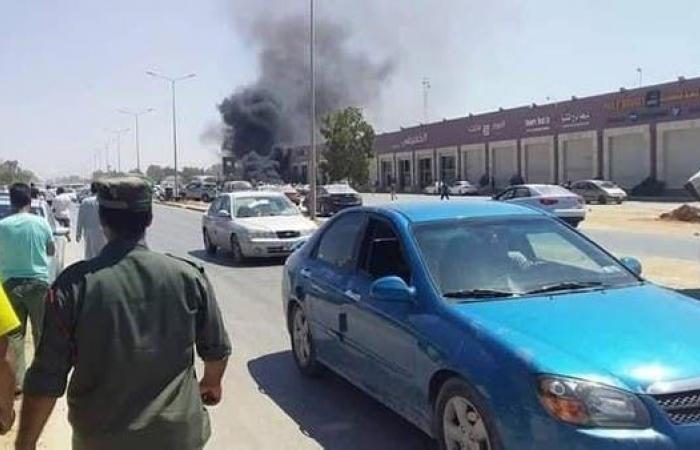 مقتل موظفين أمميين في بنغازي بانفجار سيارة