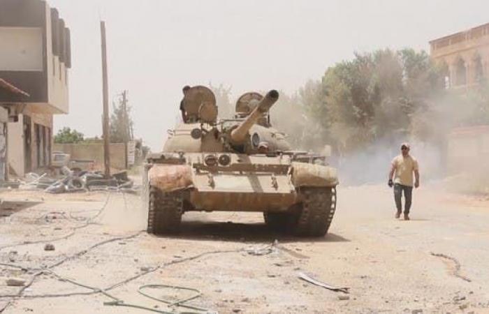 """هدنة العيد: الجيش الليبي يرفض و""""الوفاق"""" توافق"""