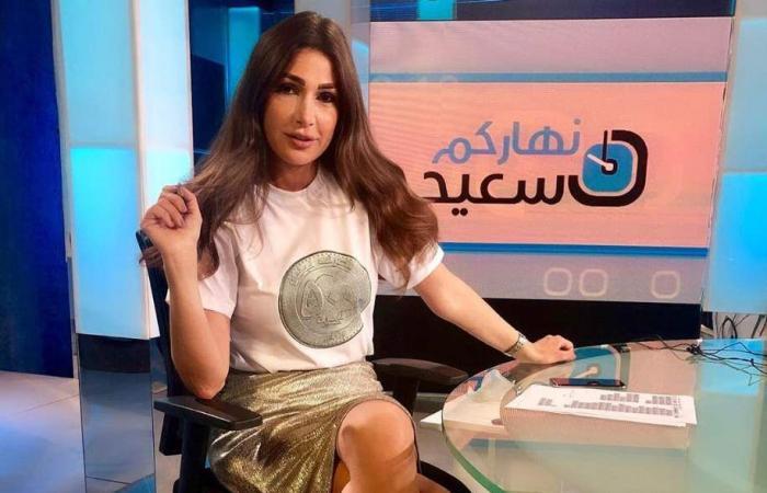ديما صادق تقلّد كارلا حداد وترتدي القميص نفسه.. هذه قصته! (صور)