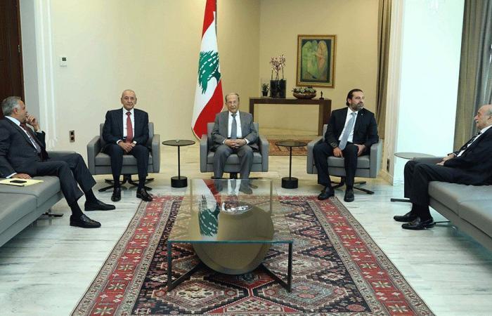 جلسات الحكومة تكرس مصالحة «قبرشمون»