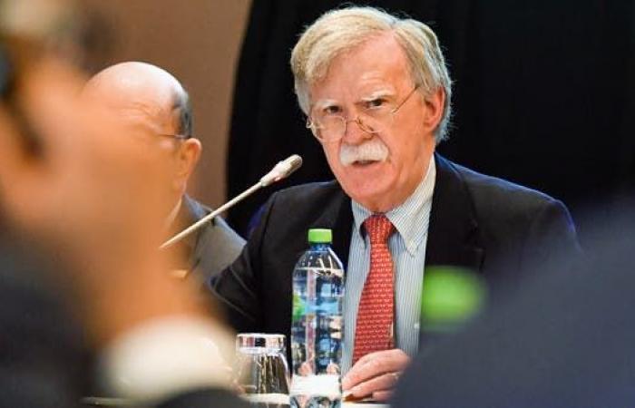 إيران | بولتون في لندن لحث بريطانيا على تشديد موقفها تجاه إيران