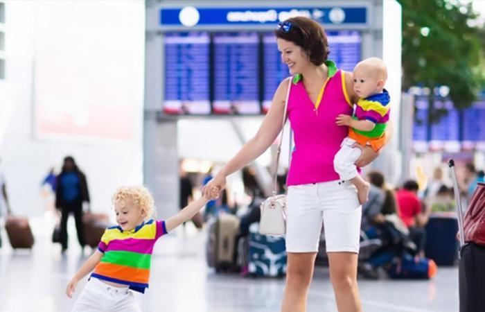 للحفاظ على صحّة أطفالك أثناء السفر.. اتبعي هذه النصائح!