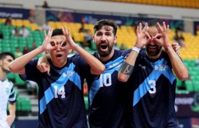 بنك بيروت إلى ربع نهائي بطولة آسيا لكرة الصالات بعد فوزه على بطل إندونيسيا