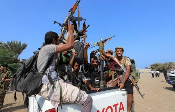 اليمن   قصف حوثي لمنازل المدنيين ومراكز قوات الشرعية بالحديدة