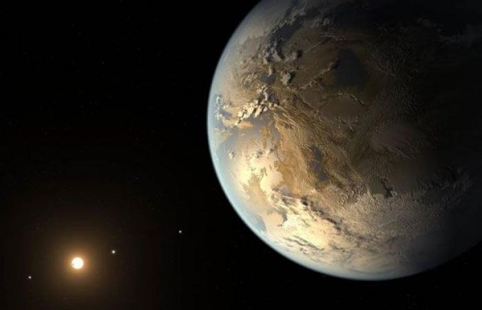 اكتشاف كوكبين شبيهين بكوكب الأرض