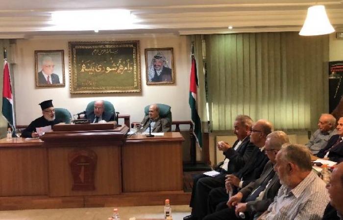 فلسطين   أعضاء المجلس الوطني في الأردن يشيدون بشجاعة المقدسيين