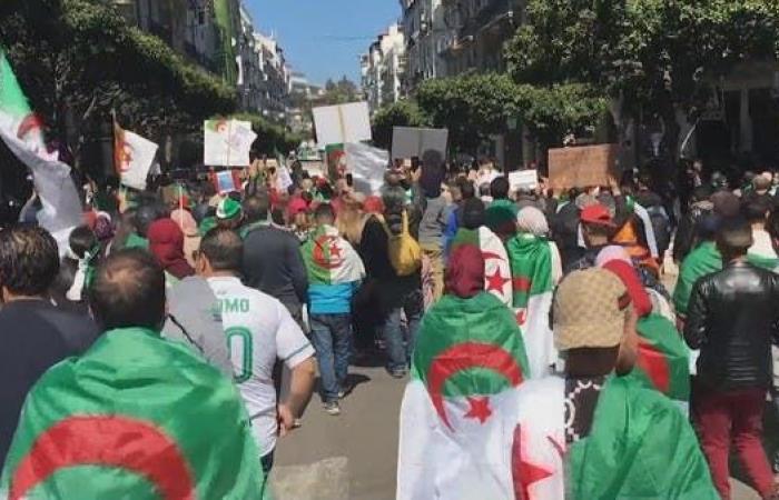 رغم العطلة.. المظاهرات الطلابية تتواصل في الجزائر