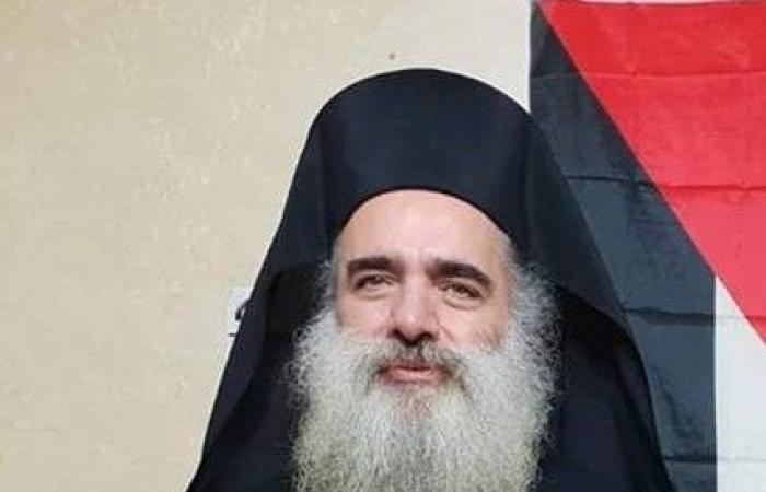 فلسطين   حنا: لا يجوز ان يغيب او يُغيب الصوت المسيحي المشرقي المدافع عن القدس
