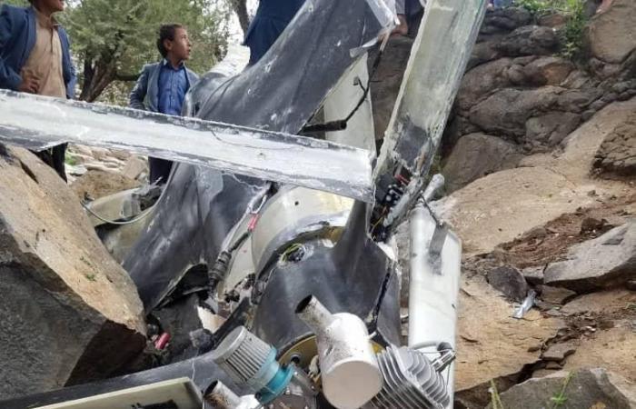 اليمن | التحالف: سقوط طائرة مسيرة حوثية في عمران اليمنية