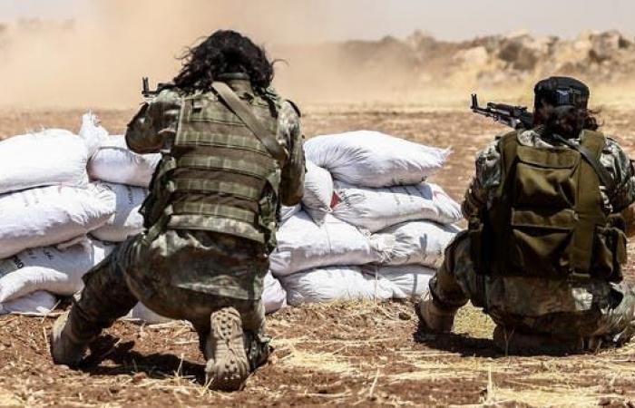 سوريا | بطريقة داعش.. فصيل تدعمه تركيا يعدم شابين سوريين