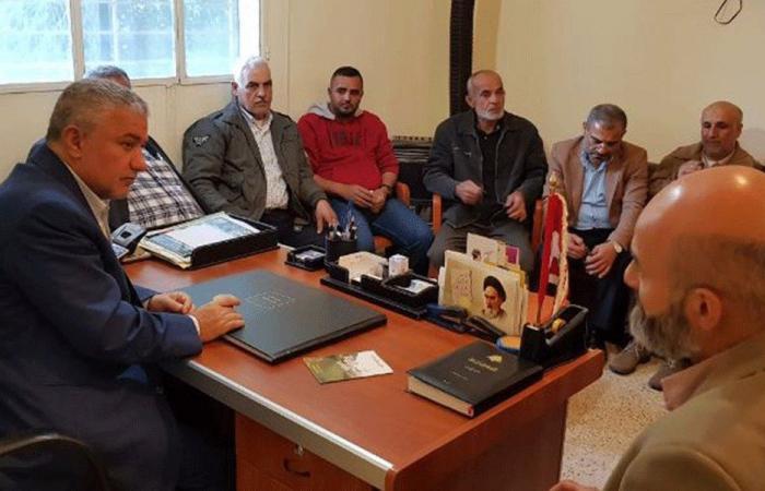 النائب نصرالله: للإسراع في وضع خطة اقتصادية لإنقاذ البلاد